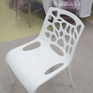 style plastic chairs $4.50 + GST
